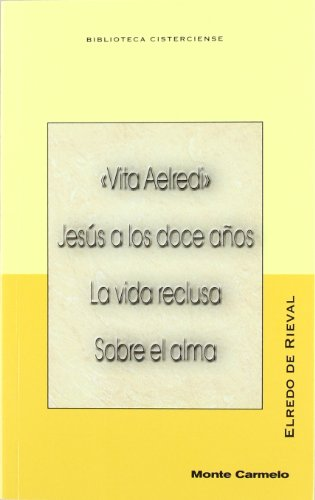 9788483534144: Vita Aelredi (BIBLIOTECA CISTERCIENSE)
