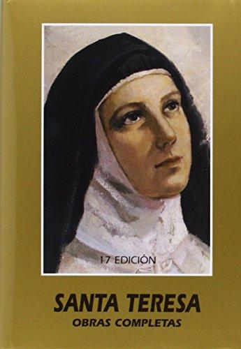 9788483536636: Obras completas Santa Teresa de Jesús