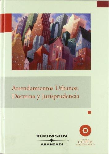 9788483554067: Arrendamientos urbanos doctrina y jurisprudencia