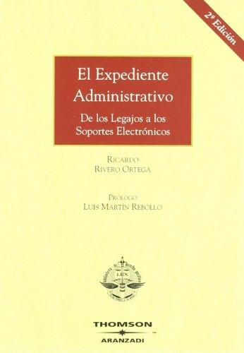 9788483556283: EXPEDIENTE ADMINISTRATIVO (2ª ED.)