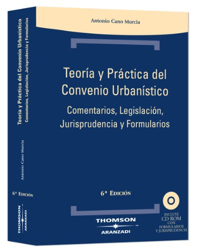 9788483558621: TEORIA Y PRACTICA DEL CONVENIO URBANISTICO