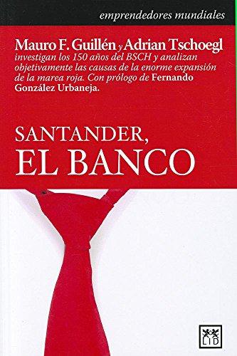 9788483560198: Santander, el banco (Historia empresarial)