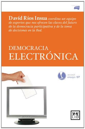9788483560624: Democracia electrónica (Acción Empresarial)