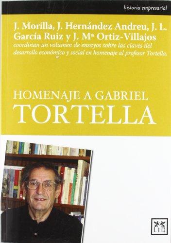 9788483560969: Homenaje a Gabriel Tortella