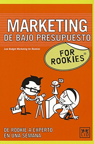 9788483561225: Marketing de bajo presupuesto for Rookies