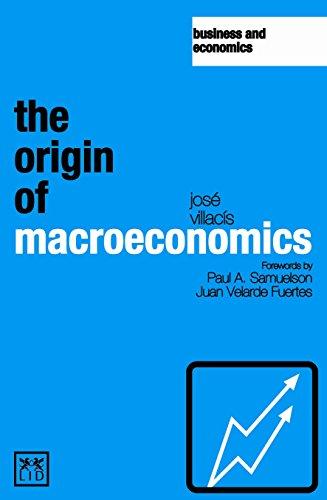 9788483561249: The Origin of Macroeconomics