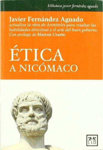 Ética a Nicómaco - Fernández Aguado, Javier