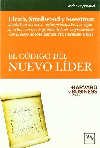 9788483561287: El código del nuevo líder