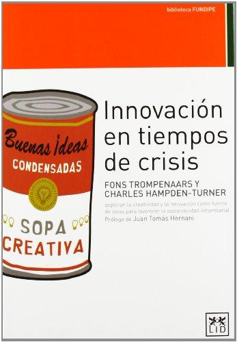 9788483561584: Innovacion en tiempos de crisis