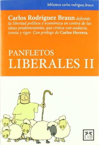9788483562079: Panfletos liberales II (Acción empresarial)
