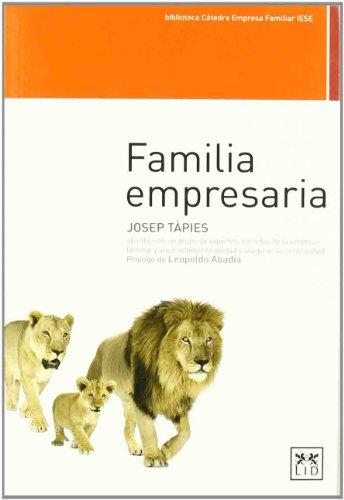 FAMILIA EMPRESARIA: Tàpies, Josep