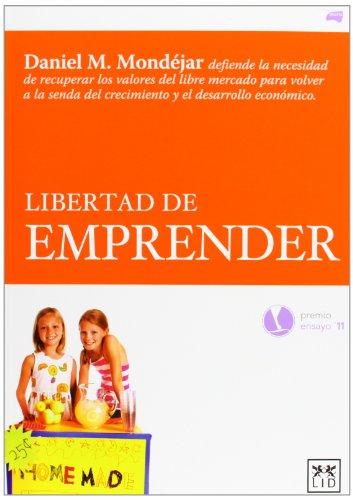 9788483566428: Libertad de emprender (Acci―n Empresarial)