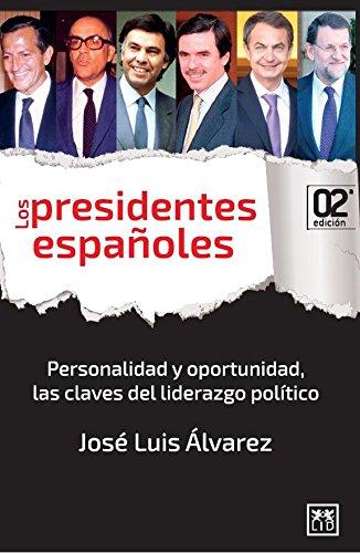 9788483568743: Los presidentes españoles (VIVA)