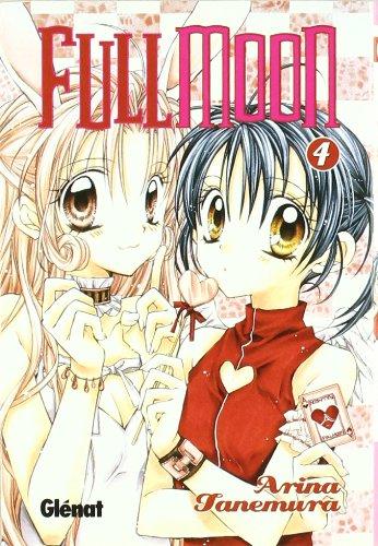 9788483570623: Fullmoon 4: En busca de la luna llena (Shojo Manga)