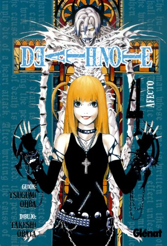9788483570692: Death Note 4 Afecto/ Love (Spanish Edition)
