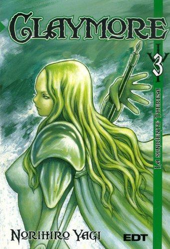 9788483570760: Claymore 3 (Shonen Manga)