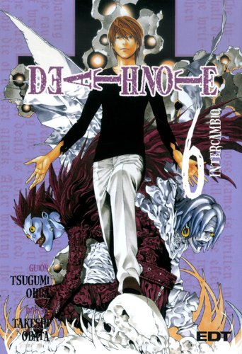 9788483571064: Death Note 6 Intercambio/ Give-and-Take (Spanish Edition)