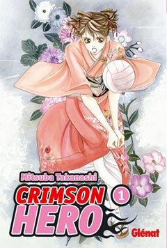 9788483571439: Crimson hero 1 (Shojo Manga)