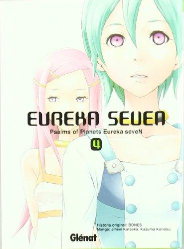 9788483572146: Eureka Seven 4 (Spanish Edition)