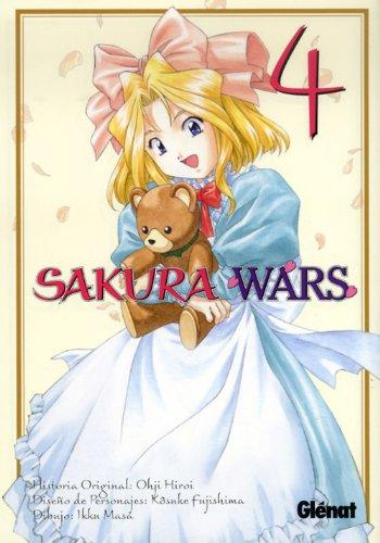 9788483572207: Sakura wars 4 (Shonen Manga)