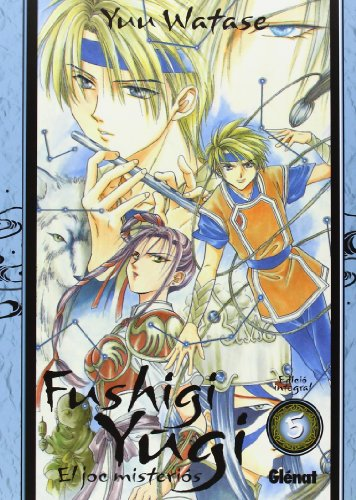 9788483572436: Fushigi Yûgi: El joc misteriós (edició integral) 5 (Manga en català)