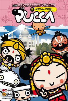 9788483572696: Los divertidos viajes de Pucca 3/ The Entertaining Trips of Pucca 3 (Spanish Edition)
