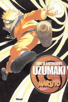 9788483572993: Uzumaki 1: Libro de ilustraciones de Naruto (Shonen Manga)