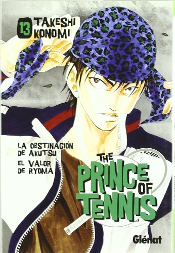 The prince of tennis 13: Konomi, Takeshi