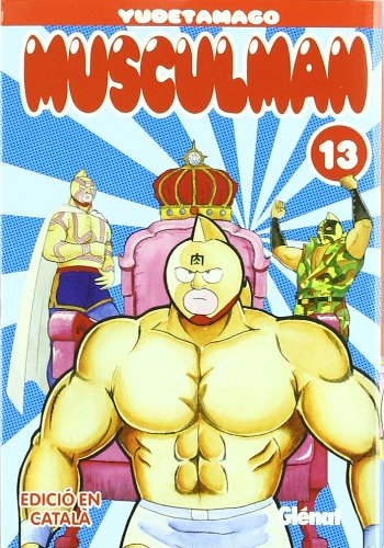 9788483574416: Musculman 13 (Manga en català)
