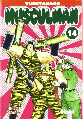 9788483574423: Musculman 14 (Manga en català)