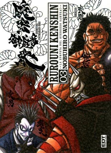 9788483575215: Rurouni Kenshin (edición integral) 3 (Big Manga)