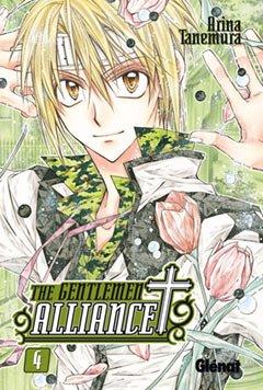 9788483575949: The gentlemen alliance -Cross- 4 (Shojo Manga)