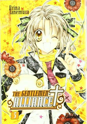 9788483575956: The gentlemen alliance -Cross- 5 (Shojo Manga)