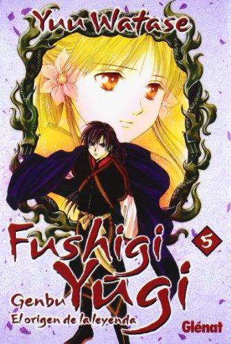 9788483576472: Fushigi Yugi Genbu 5 El origen de la leyenda / The Origin of the Legend (Spanish Edition)