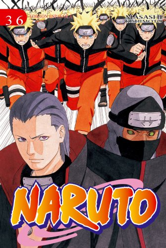 9788483576496: Naruto 36 El grupo numero 10/ The Group Number 10 (Spanish Edition)
