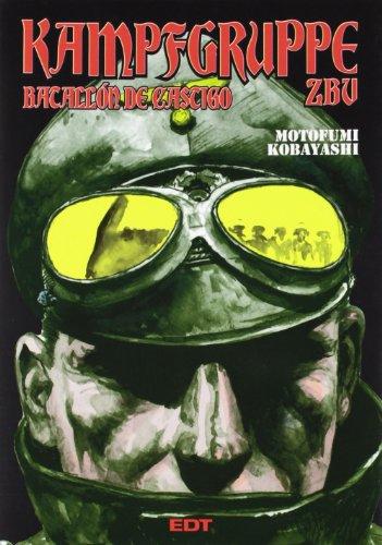 9788483577097: Kampfgruppe Zbv 1 (Seinen Manga)