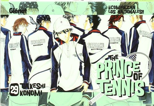 9788483577646: The prince of tennis 29 (Shonen Manga)