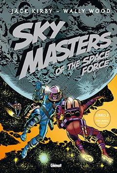 Sky Masters of the Space Force nº 2 Tiras Diarias 1959-1961