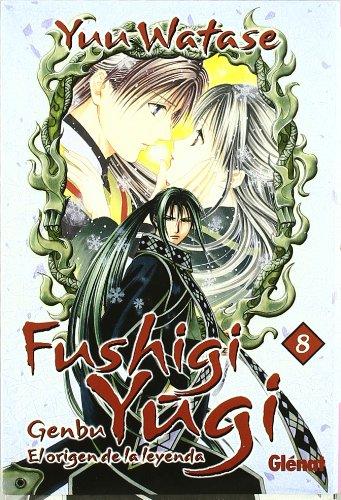 9788483578445: Fushigi Yûgi: Genbu 8: El origen de la leyenda (Shojo Manga)