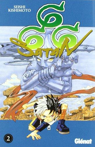 9788483579329: 666 Satan 2 (Shonen Manga)