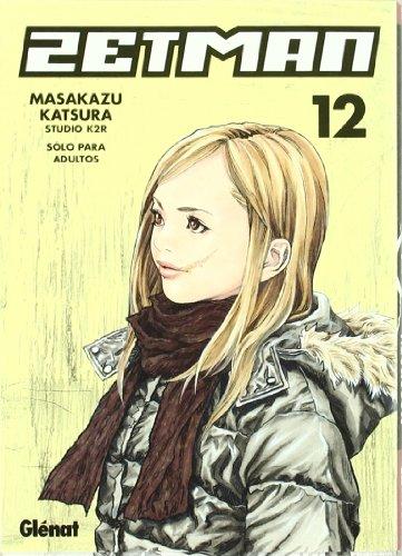Zetman 12 (Seinen Manga) (Spanish Edition) (8483579529) by Katsura, Masakazu