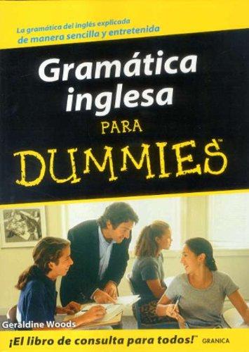 9788483580202: Gramatica inglesa para dummies
