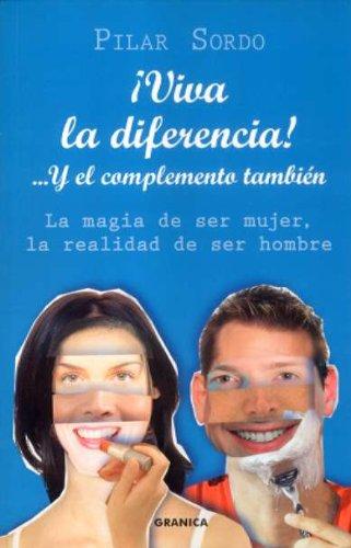 9788483580301: ¡Viva la diferencia!