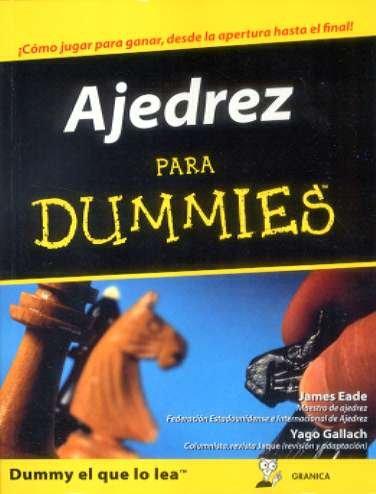 9788483580387: Ajedrez para dummies