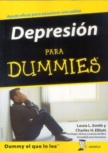 9788483580479: Depresion para dummies