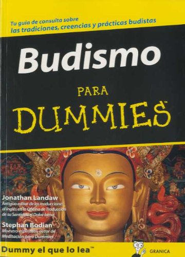 9788483580943: Budismo para Dummies