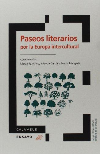 9788483592250: Paseos literarios por la Europa intercultural