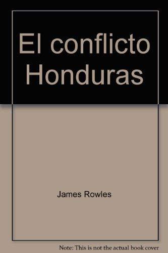 9788483601402: El conflicto Honduras--El Salvador y el orden juridico internacional, 1969 (Coleccion Seis)