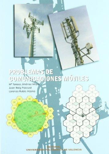 9788483630006: Problemas de Comunicaciónes Móviles (Académica)