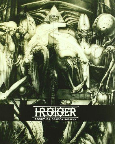 9788483631614: H. R. Giger, Escultura, gràfica i disseny (Fuera de colección)